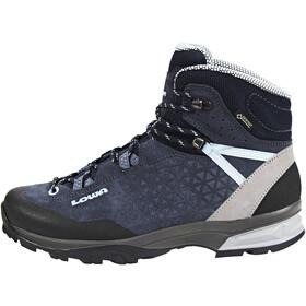 Lowa Sassa GTX Mid Shoes Women navy/light blue